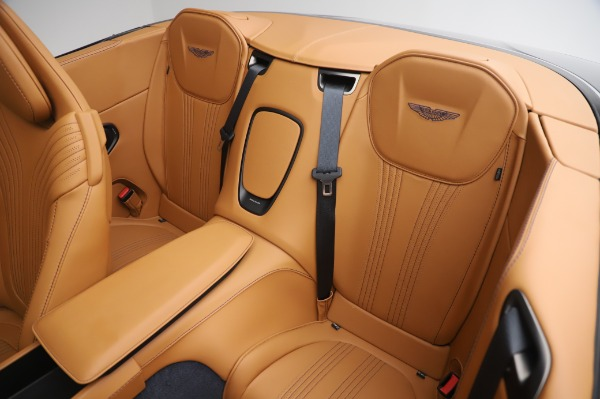Used 2019 Aston Martin DB11 Volante Convertible for sale $219,900 at Alfa Romeo of Westport in Westport CT 06880 16