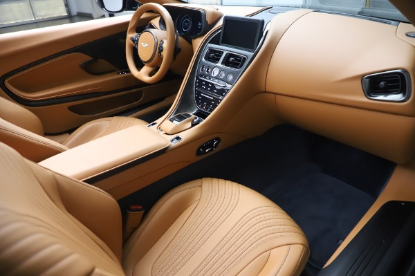 Used 2019 Aston Martin DB11 Volante Convertible for sale $198,900 at Alfa Romeo of Westport in Westport CT 06880 18