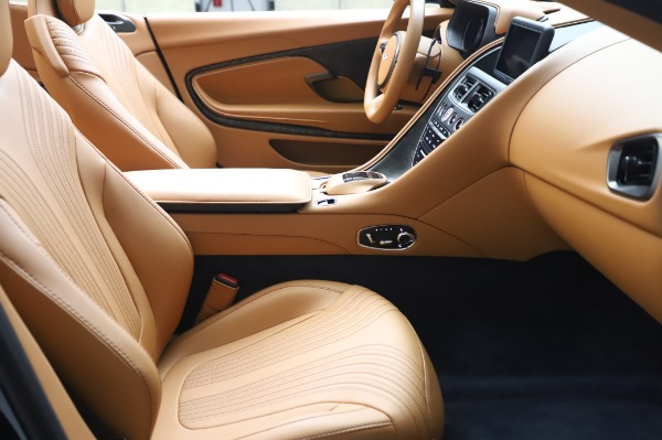 Used 2019 Aston Martin DB11 Volante Convertible for sale $219,900 at Alfa Romeo of Westport in Westport CT 06880 19