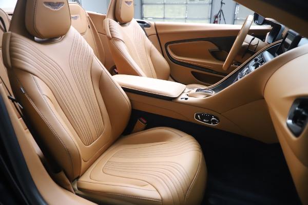 Used 2019 Aston Martin DB11 Volante Convertible for sale $198,900 at Alfa Romeo of Westport in Westport CT 06880 20