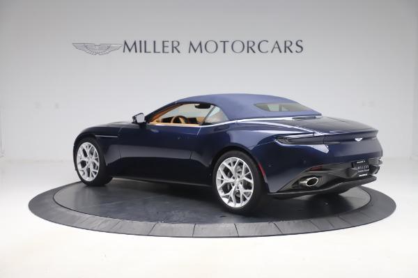 Used 2019 Aston Martin DB11 Volante Convertible for sale $219,900 at Alfa Romeo of Westport in Westport CT 06880 22
