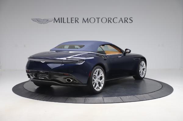 Used 2019 Aston Martin DB11 Volante Convertible for sale $219,900 at Alfa Romeo of Westport in Westport CT 06880 23