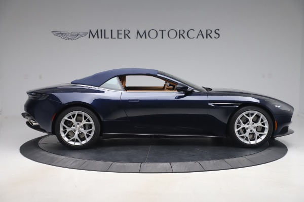 Used 2019 Aston Martin DB11 Volante Convertible for sale $219,900 at Alfa Romeo of Westport in Westport CT 06880 24