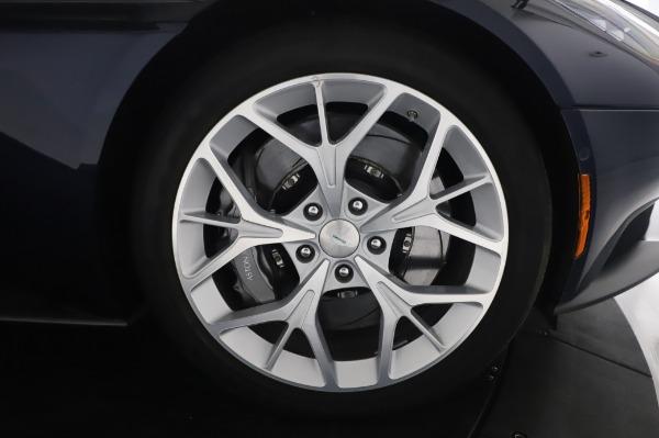 Used 2019 Aston Martin DB11 Volante Convertible for sale $198,900 at Alfa Romeo of Westport in Westport CT 06880 27