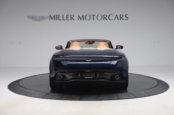 Used 2019 Aston Martin DB11 Volante Convertible for sale $219,900 at Alfa Romeo of Westport in Westport CT 06880 5