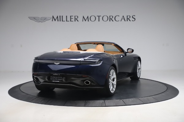 Used 2019 Aston Martin DB11 Volante Convertible for sale $219,900 at Alfa Romeo of Westport in Westport CT 06880 6