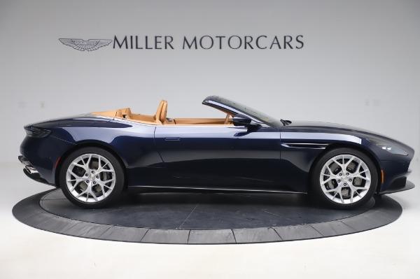 Used 2019 Aston Martin DB11 Volante Convertible for sale $219,900 at Alfa Romeo of Westport in Westport CT 06880 8
