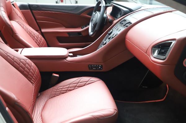 Used 2018 Aston Martin Vanquish S Volante for sale $183,900 at Alfa Romeo of Westport in Westport CT 06880 20