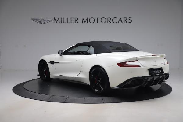 Used 2018 Aston Martin Vanquish S Volante for sale $183,900 at Alfa Romeo of Westport in Westport CT 06880 23
