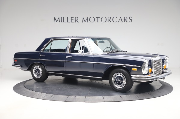 Used 1971 Mercedes-Benz 300 SEL 6.3 for sale Sold at Alfa Romeo of Westport in Westport CT 06880 10