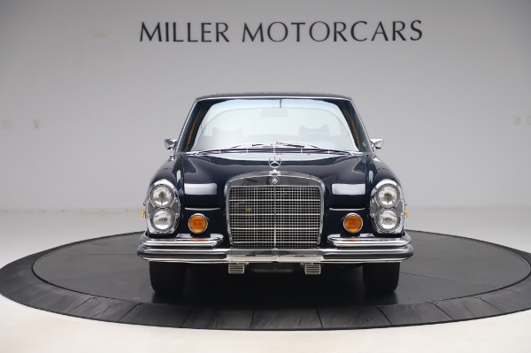 Used 1971 Mercedes-Benz 300 SEL 6.3 for sale Sold at Alfa Romeo of Westport in Westport CT 06880 12