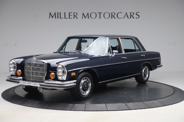 Used 1971 Mercedes-Benz 300 SEL 6.3 for sale Sold at Alfa Romeo of Westport in Westport CT 06880 2