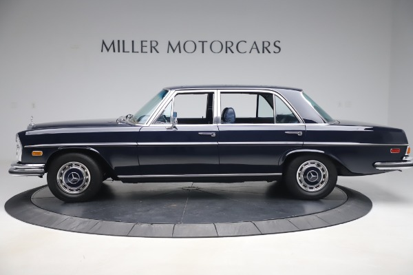 Used 1971 Mercedes-Benz 300 SEL 6.3 for sale Sold at Alfa Romeo of Westport in Westport CT 06880 3