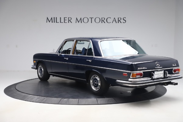 Used 1971 Mercedes-Benz 300 SEL 6.3 for sale Sold at Alfa Romeo of Westport in Westport CT 06880 5