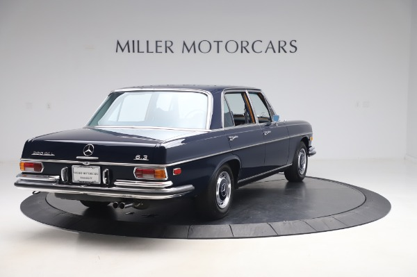 Used 1971 Mercedes-Benz 300 SEL 6.3 for sale Sold at Alfa Romeo of Westport in Westport CT 06880 7