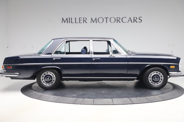 Used 1971 Mercedes-Benz 300 SEL 6.3 for sale Sold at Alfa Romeo of Westport in Westport CT 06880 9