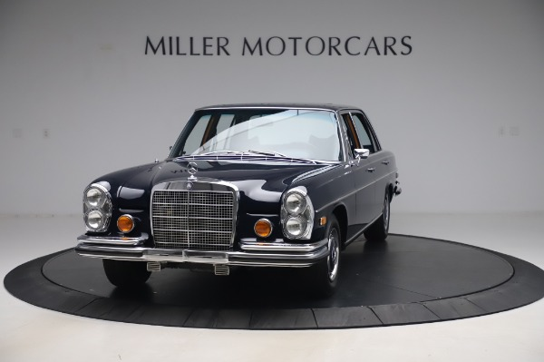 Used 1971 Mercedes-Benz 300 SEL 6.3 for sale Sold at Alfa Romeo of Westport in Westport CT 06880 1