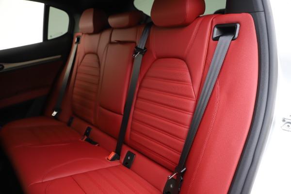 New 2020 Alfa Romeo Stelvio Ti Sport Q4 for sale $53,545 at Alfa Romeo of Westport in Westport CT 06880 20