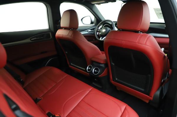 New 2020 Alfa Romeo Stelvio Ti Sport Q4 for sale $53,545 at Alfa Romeo of Westport in Westport CT 06880 26