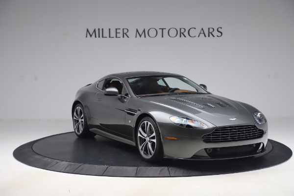 Used 2011 Aston Martin V12 Vantage Coupe for sale $108,990 at Alfa Romeo of Westport in Westport CT 06880 10