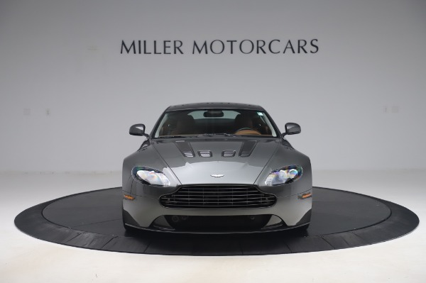 Used 2011 Aston Martin V12 Vantage Coupe for sale $108,990 at Alfa Romeo of Westport in Westport CT 06880 11