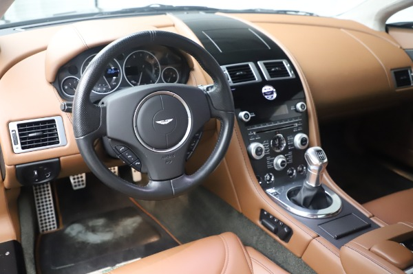 Used 2011 Aston Martin V12 Vantage Coupe for sale $108,990 at Alfa Romeo of Westport in Westport CT 06880 13