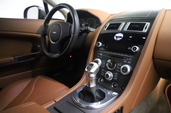 Used 2011 Aston Martin V12 Vantage Coupe for sale $108,990 at Alfa Romeo of Westport in Westport CT 06880 17