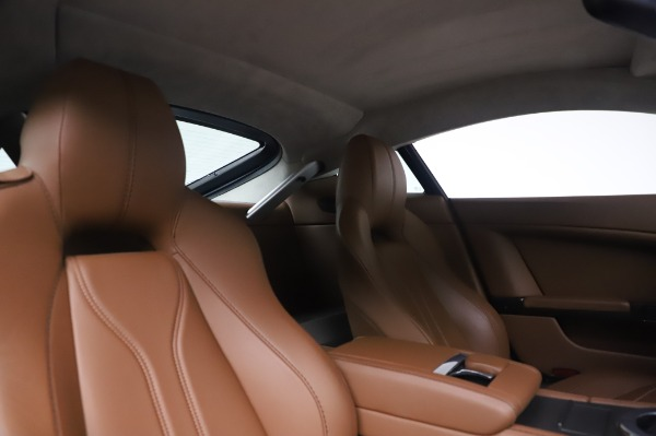 Used 2011 Aston Martin V12 Vantage Coupe for sale $108,990 at Alfa Romeo of Westport in Westport CT 06880 18
