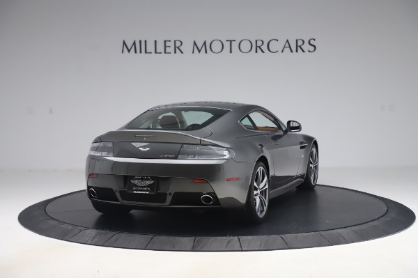 Used 2011 Aston Martin V12 Vantage Coupe for sale $108,990 at Alfa Romeo of Westport in Westport CT 06880 6