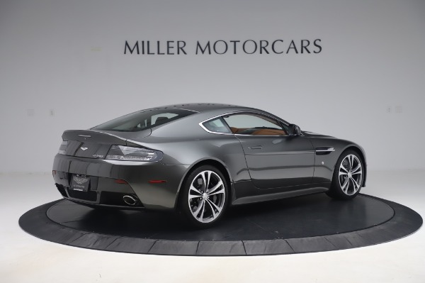 Used 2011 Aston Martin V12 Vantage Coupe for sale $108,990 at Alfa Romeo of Westport in Westport CT 06880 7
