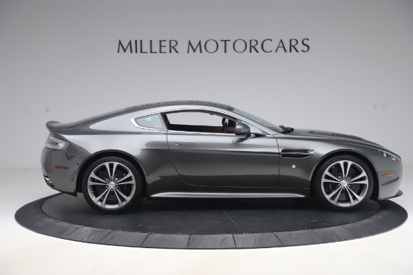 Used 2011 Aston Martin V12 Vantage Coupe for sale $108,990 at Alfa Romeo of Westport in Westport CT 06880 8