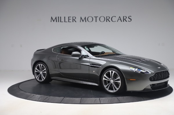 Used 2011 Aston Martin V12 Vantage Coupe for sale $108,990 at Alfa Romeo of Westport in Westport CT 06880 9
