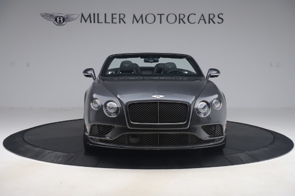 Used 2016 Bentley Continental GT Convertible Speed for sale $139,900 at Alfa Romeo of Westport in Westport CT 06880 11