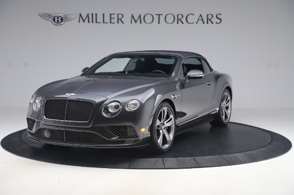 Used 2016 Bentley Continental GT Convertible Speed for sale $139,900 at Alfa Romeo of Westport in Westport CT 06880 12