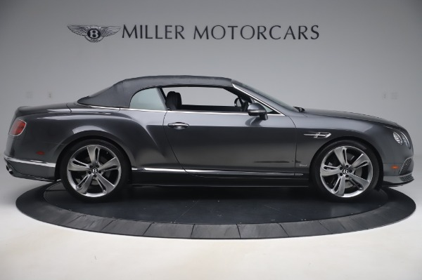 Used 2016 Bentley Continental GT Convertible Speed for sale $139,900 at Alfa Romeo of Westport in Westport CT 06880 15