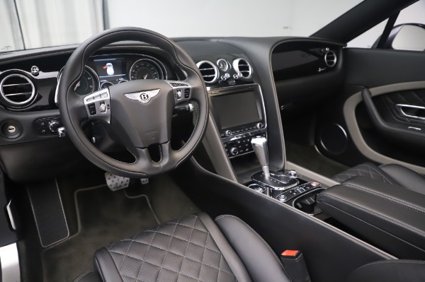 Used 2016 Bentley Continental GT Convertible Speed for sale $139,900 at Alfa Romeo of Westport in Westport CT 06880 17