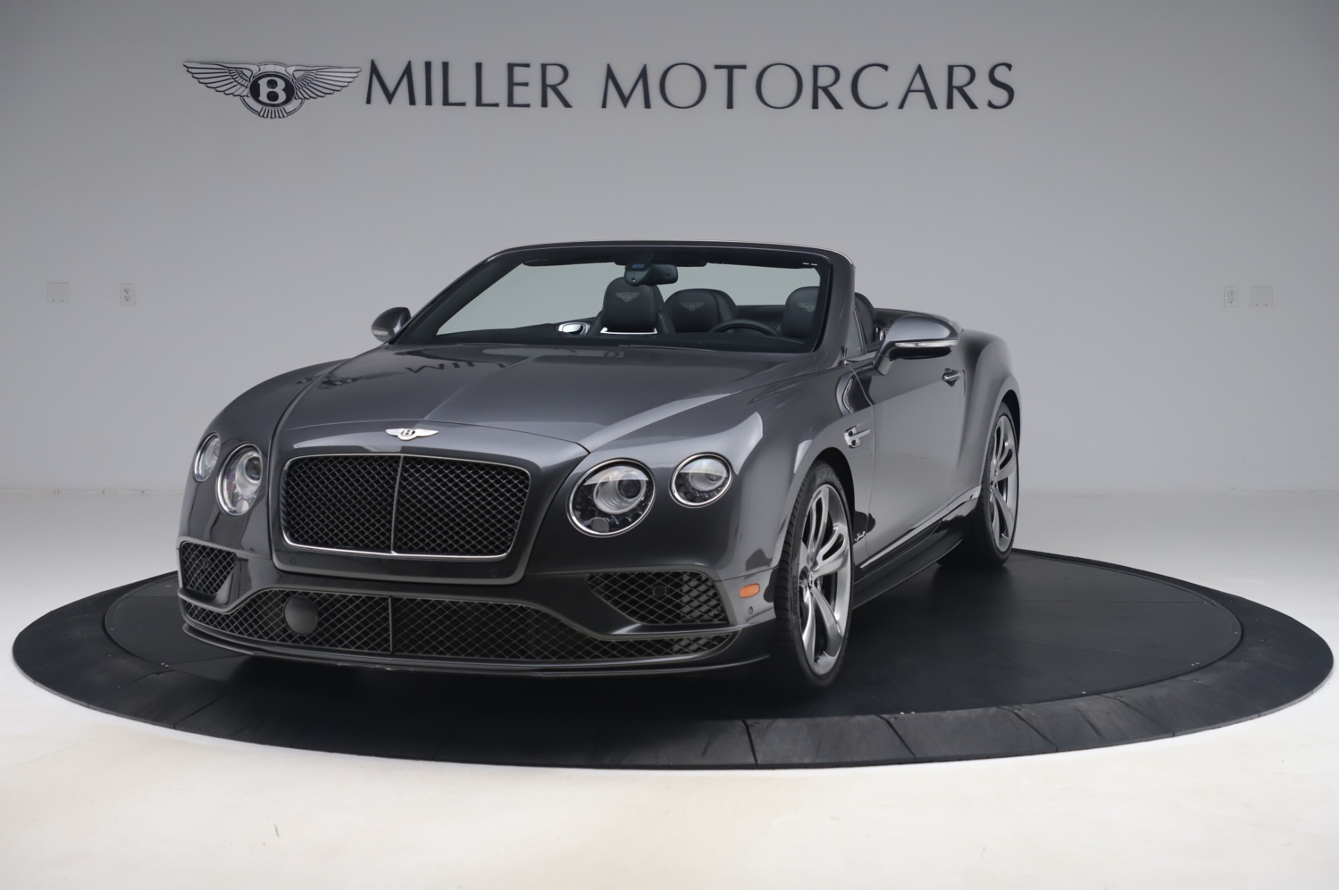Used 2016 Bentley Continental GT Convertible Speed for sale $139,900 at Alfa Romeo of Westport in Westport CT 06880 1