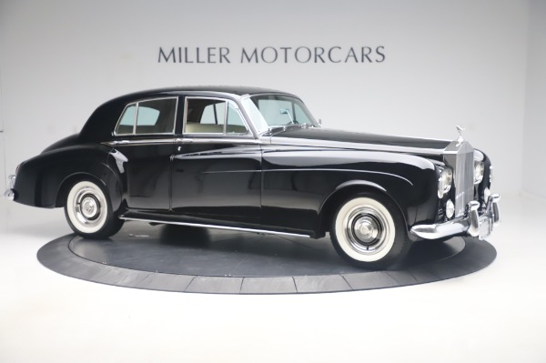 Used 1965 Rolls-Royce Silver Cloud III for sale Call for price at Alfa Romeo of Westport in Westport CT 06880 11