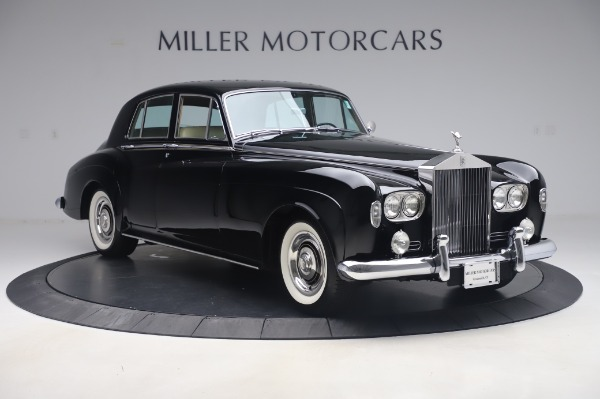 Used 1965 Rolls-Royce Silver Cloud III for sale Call for price at Alfa Romeo of Westport in Westport CT 06880 12