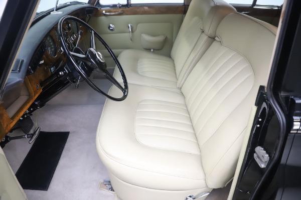 Used 1965 Rolls-Royce Silver Cloud III for sale Call for price at Alfa Romeo of Westport in Westport CT 06880 16