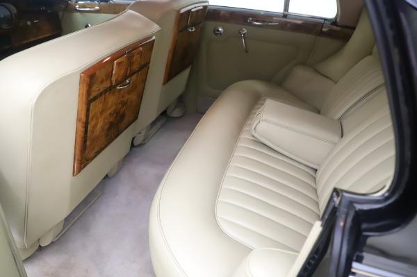Used 1965 Rolls-Royce Silver Cloud III for sale Call for price at Alfa Romeo of Westport in Westport CT 06880 19