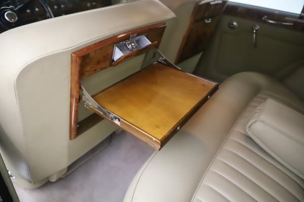 Used 1965 Rolls-Royce Silver Cloud III for sale Call for price at Alfa Romeo of Westport in Westport CT 06880 20