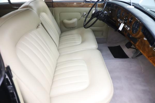 Used 1965 Rolls-Royce Silver Cloud III for sale Call for price at Alfa Romeo of Westport in Westport CT 06880 24