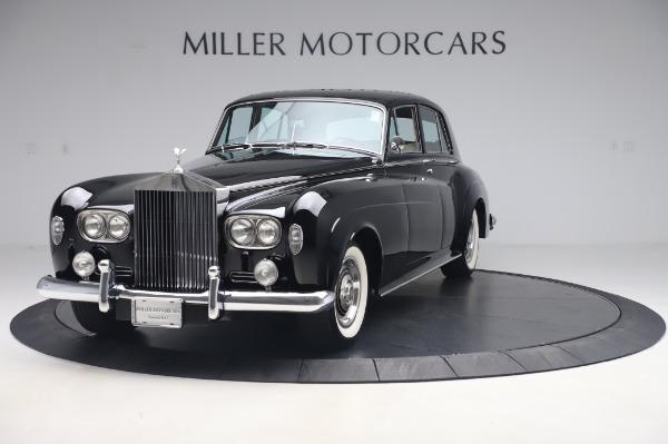 Used 1965 Rolls-Royce Silver Cloud III for sale Call for price at Alfa Romeo of Westport in Westport CT 06880 1