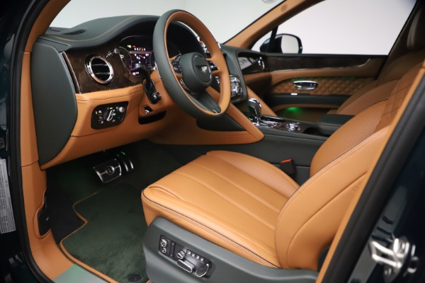 New 2021 Bentley Bentayga V8 First Edition for sale Sold at Alfa Romeo of Westport in Westport CT 06880 18