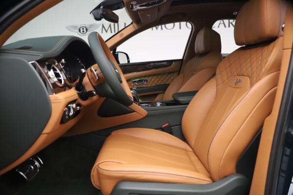 New 2021 Bentley Bentayga V8 First Edition for sale Sold at Alfa Romeo of Westport in Westport CT 06880 19