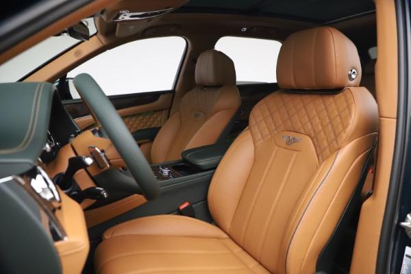 New 2021 Bentley Bentayga V8 First Edition for sale Sold at Alfa Romeo of Westport in Westport CT 06880 20
