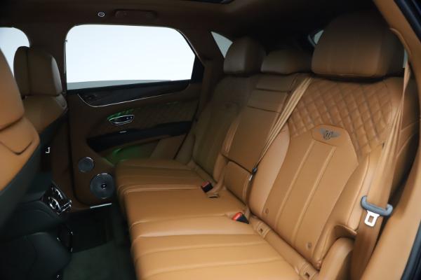 New 2021 Bentley Bentayga V8 First Edition for sale Sold at Alfa Romeo of Westport in Westport CT 06880 25