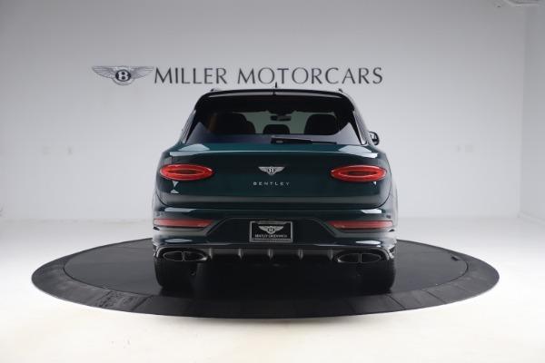 New 2021 Bentley Bentayga V8 First Edition for sale Sold at Alfa Romeo of Westport in Westport CT 06880 6
