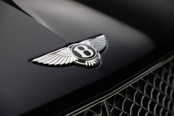 New 2021 Bentley Bentayga V8 for sale $209,755 at Alfa Romeo of Westport in Westport CT 06880 15
